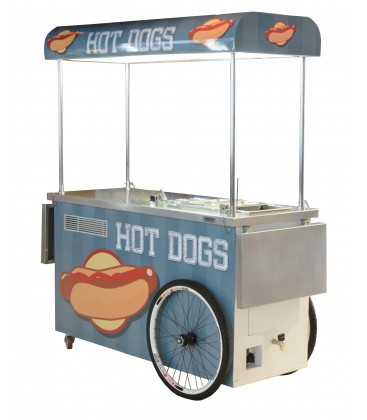 CARRO DE HOT DOGS