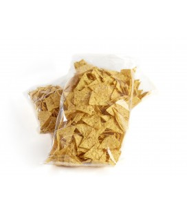 NACHO CHIPS TRIANGULARES DE MAIZ NATURALES