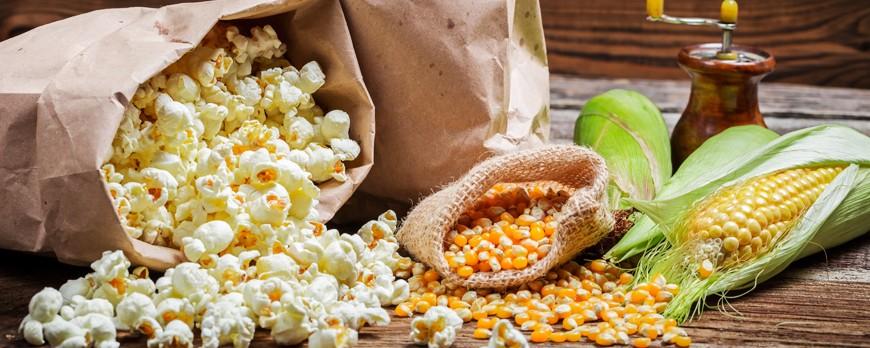 Descubre por qué los británicos consumen un 10% más de palomitas de maíz