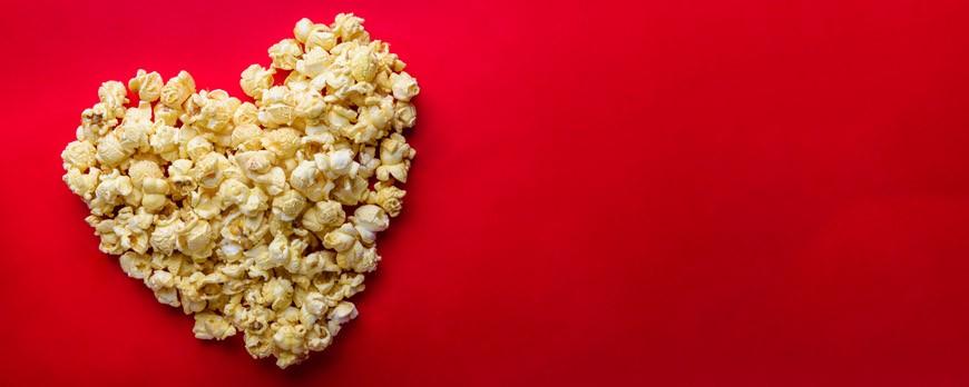 Celebrities que se vuelven locas por unas palomitas de maíz