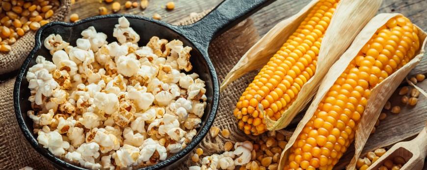 ¿Por qué algunos granos de maíz no explotan cuando haces palomitas?