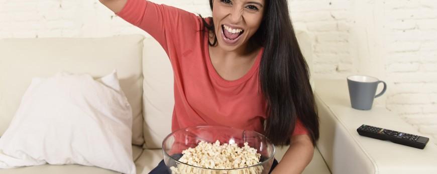 Curiosidades palomiteras: los récords Guinness con palomitas de maíz que te harán la boca agua