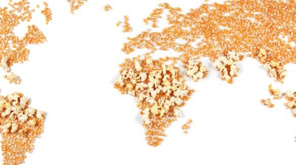 Los mil nombres de las palomitas de maíz