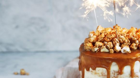 Palomitas de maíz en tu fiesta de Nochevieja: una explosión de originalidad